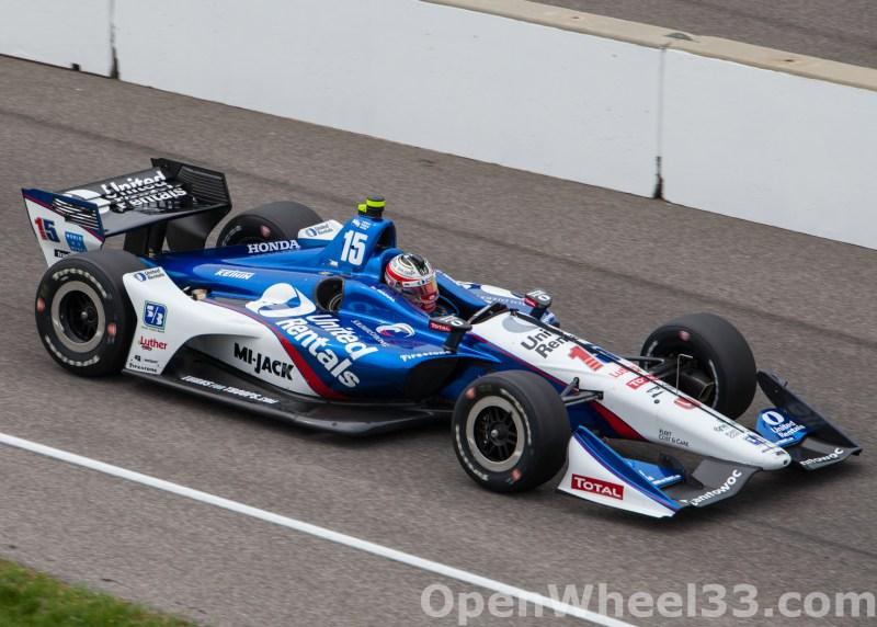 2018 Verizon IndyCar Series INDYCAR Grand Prix Liveries - 2018 INDYGP No. 15