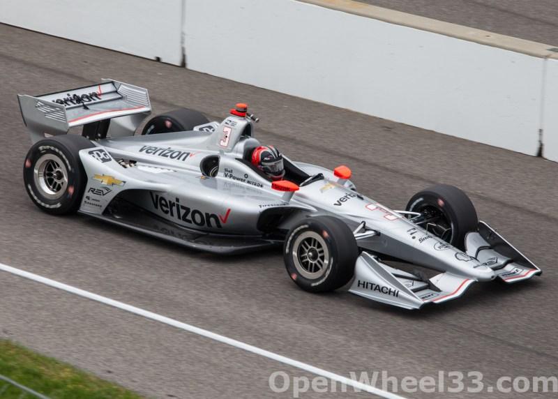 2018 Verizon IndyCar Series INDYCAR Grand Prix Liveries - 2018 INDYGP No. 3