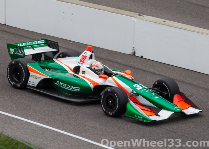 2018 Verizon IndyCar Series INDYCAR Grand Prix Liveries - 2018 INDYGP No. 32