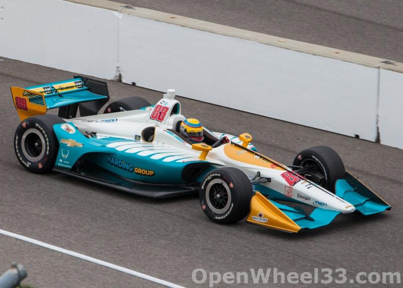 2018 Verizon IndyCar Series INDYCAR Grand Prix Liveries - 2018 INDYGP No. 88