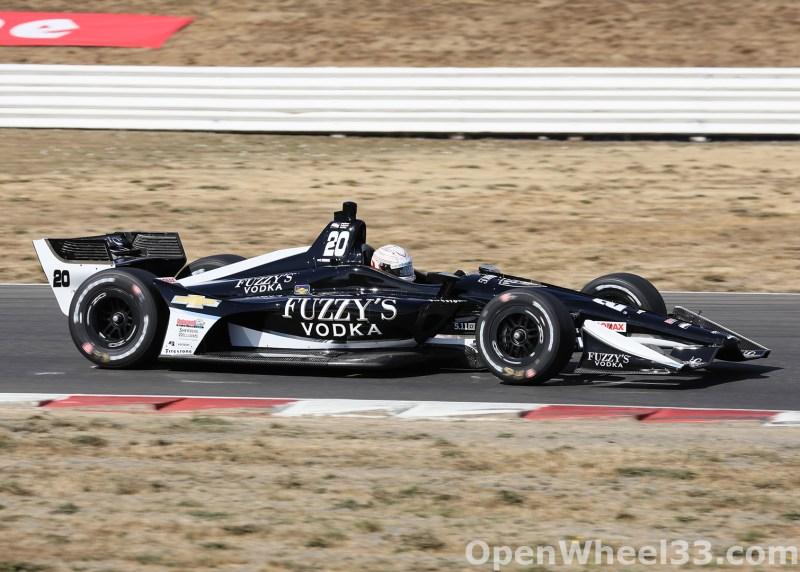 2018 Verizon IndyCar Series Grand Prix of Portland Liveries - 2018 PORTLAND No. 20