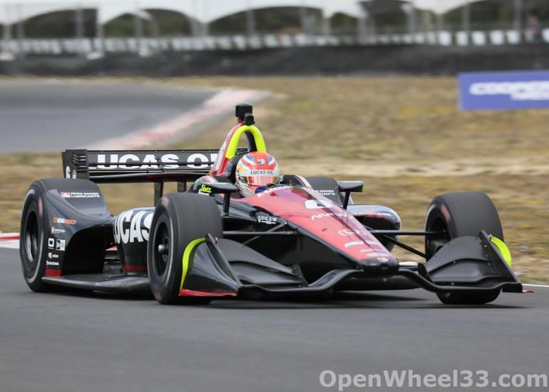 2018 Verizon IndyCar Series Grand Prix of Portland Liveries - 2018 PORTLAND No. 6
