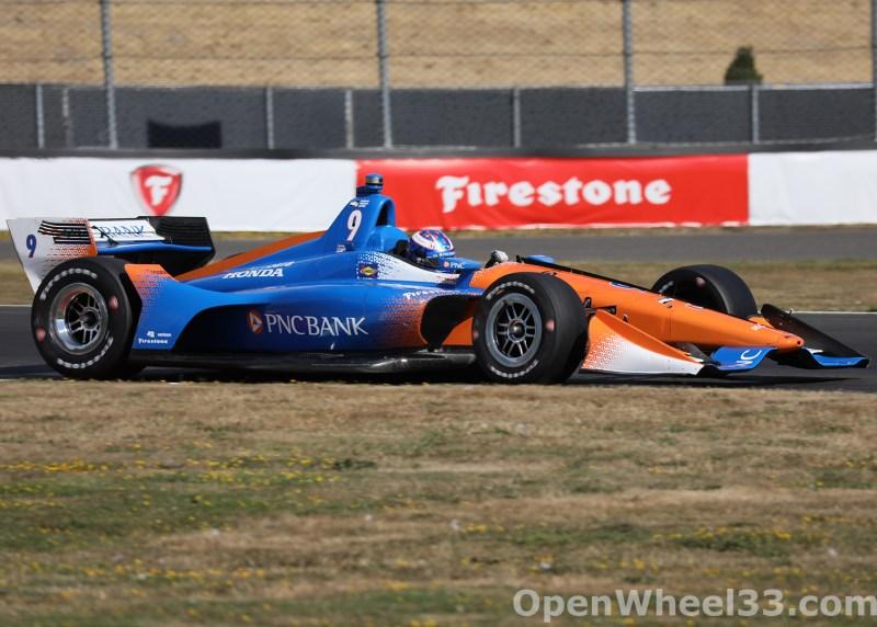 2018 Verizon IndyCar Series Grand Prix of Portland Liveries - 2018 PORTLAND No. 9