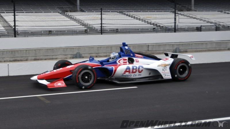 Liveries - 2019 NTT IndyCar Series IMS Open Test - 2019 INDYCAR LIVERIES INDY TEST INDYCAR CAR No. 14