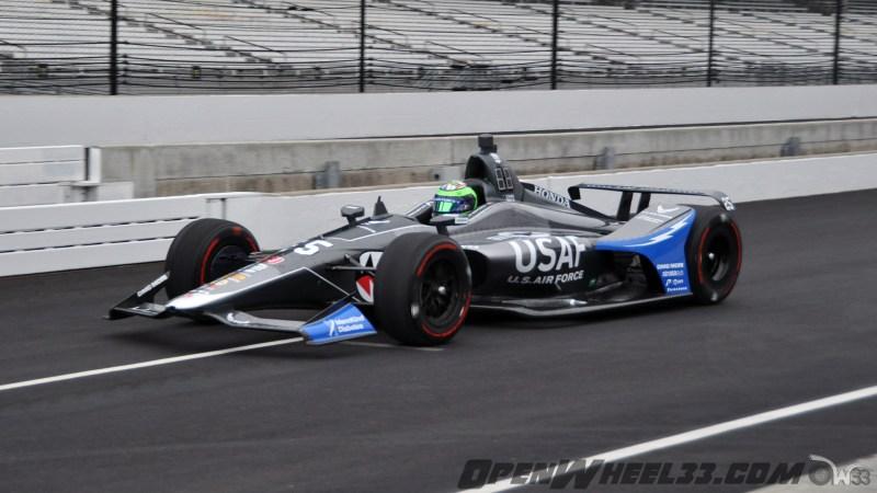 Liveries - 2019 NTT IndyCar Series IMS Open Test - 2019 INDYCAR LIVERIES INDY TEST INDYCAR CAR No. 25