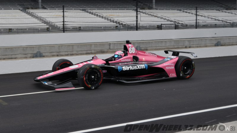Liveries - 2019 NTT IndyCar Series IMS Open Test - 2019 INDYCAR LIVERIES INDY TEST INDYCAR CAR No. 60