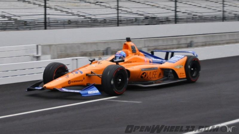Liveries - 2019 NTT IndyCar Series IMS Open Test - 2019 INDYCAR LIVERIES INDY TEST INDYCAR CAR No. 66