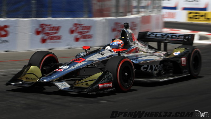 Liveries - 2019 NTT IndyCar Series Acura GP of Long Beach - 2019 INDYCAR LIVERIES LONG BEACH INDYCAR CAR No. 19