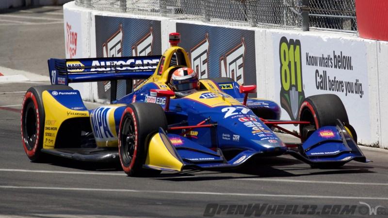 Liveries - 2019 NTT IndyCar Series Acura GP of Long Beach - 2019 INDYCAR LIVERIES LONG BEACH INDYCAR CAR No. 27