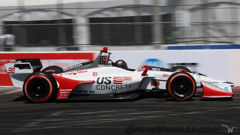 Liveries - 2019 NTT IndyCar Series Acura GP of Long Beach - 2019 INDYCAR LIVERIES LONG BEACH INDYCAR CAR No. 98