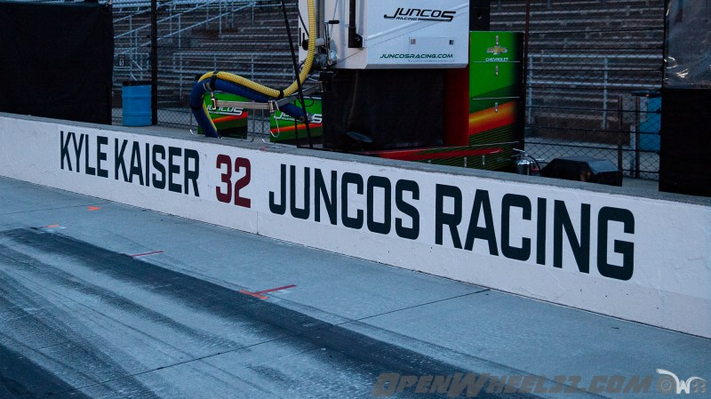 Pit Wall Signs - 2019 103rd Running of the Indianapolis 500 Mile Race - 2019 INDYCAR LIVERIES INDY500 PIT WALL No. 32