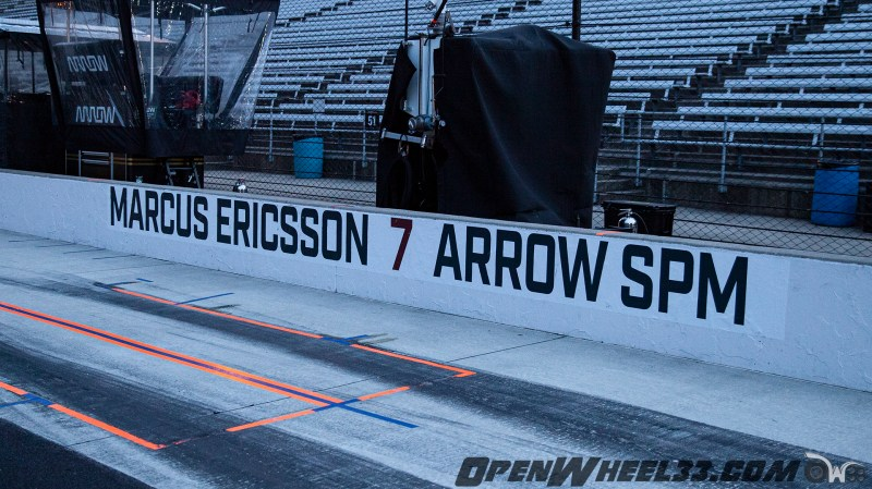 Pit Wall Signs - 2019 103rd Running of the Indianapolis 500 Mile Race - 2019 INDYCAR LIVERIES INDY500 PIT WALL No. 7