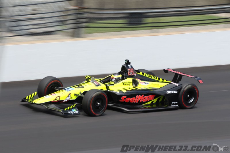 INDYCAR Liveries - 2019 103rd Running of the Indianapolis 500 Mile Race - 2019 INDYCAR LIVERIES INDY500 PRACTICE INDYCAR CAR No. 18