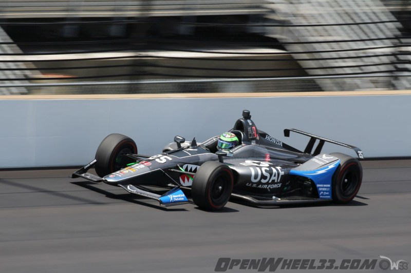INDYCAR Liveries - 2019 103rd Running of the Indianapolis 500 Mile Race - 2019 INDYCAR LIVERIES INDY500 PRACTICE INDYCAR CAR No. 25