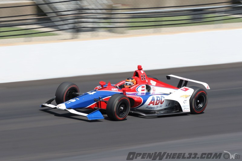 INDYCAR Liveries - 2019 103rd Running of the Indianapolis 500 Mile Race - 2019 INDYCAR LIVERIES INDY500 PRACTICE INDYCAR CAR No. 4