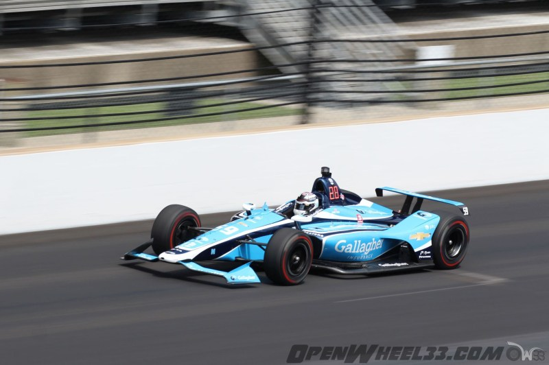 INDYCAR Liveries - 2019 103rd Running of the Indianapolis 500 Mile Race - 2019 INDYCAR LIVERIES INDY500 PRACTICE INDYCAR CAR No. 59