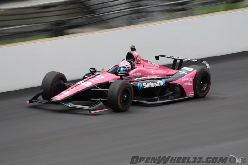 INDYCAR Liveries - 2019 103rd Running of the Indianapolis 500 Mile Race - 2019 INDYCAR LIVERIES INDY500 PRACTICE INDYCAR CAR No. 60