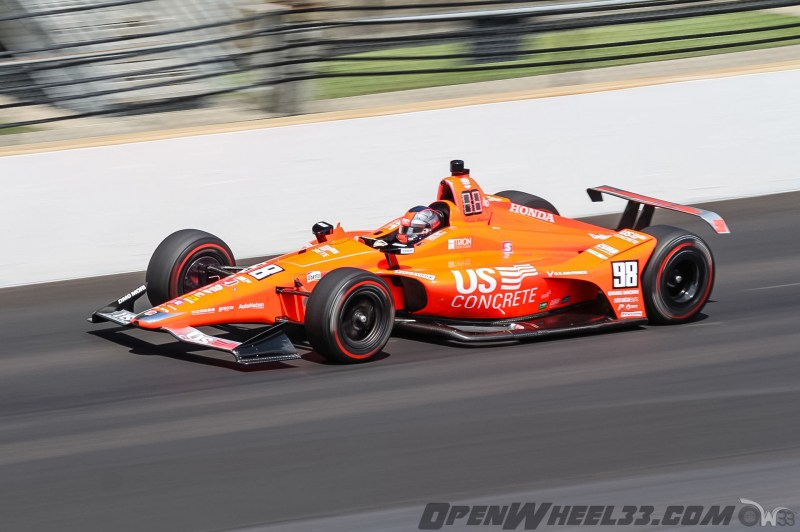 INDYCAR Liveries - 2019 103rd Running of the Indianapolis 500 Mile Race - 2019 INDYCAR LIVERIES INDY500 PRACTICE INDYCAR CAR No. 98 1