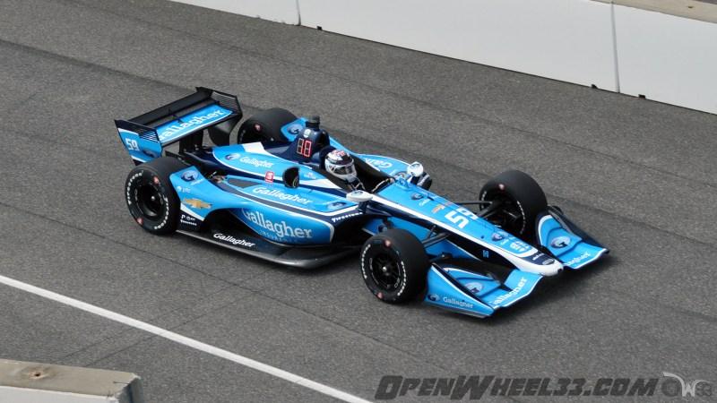 Liveries - 2019 NTT IndyCar Series INDYCAR Grand Prix - 2019 INDYCAR LIVERIES INDYGP INDYCAR CAR No. 59