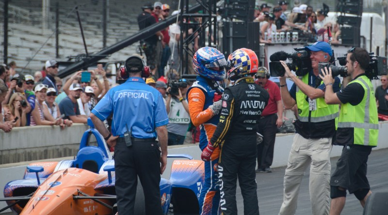 2019 INDYCAR PHOTO GALLERY INDY 500 CARB DAY 10