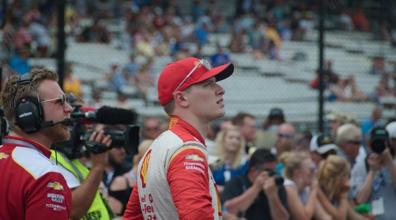 2019 INDYCAR PHOTO GALLERY INDY 500 CARB DAY 12