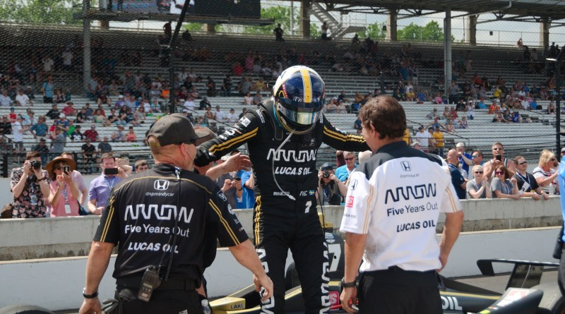 2019 INDYCAR PHOTO GALLERY INDY 500 CARB DAY 13