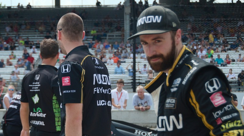 2019 INDYCAR PHOTO GALLERY INDY 500 CARB DAY 14