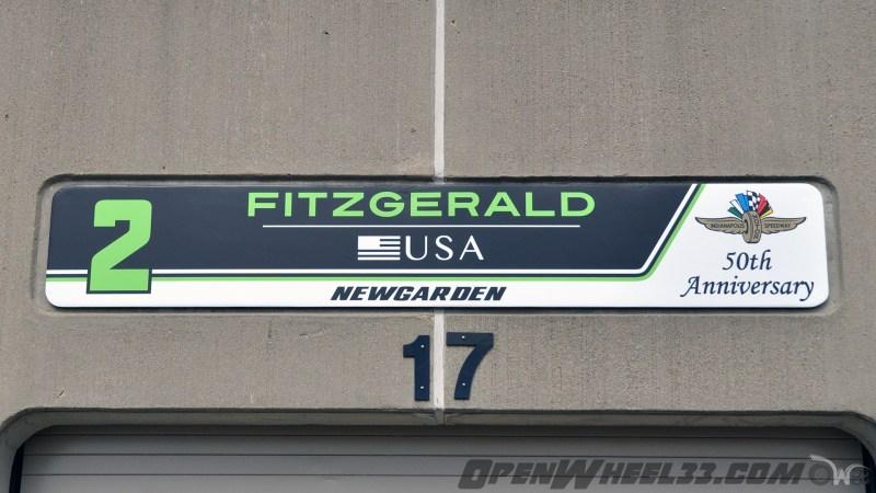 Gasoline Alley Signs - 2019 Indianapolis 500 & INDYCAR Grand Prix - 2019 INDYCAR PHOTO GALLERY INDY500 GARAGE SIGNS 2