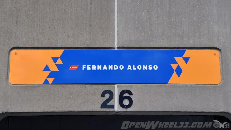 Gasoline Alley Signs - 2019 Indianapolis 500 & INDYCAR Grand Prix - 2019 INDYCAR PHOTO GALLERY INDY500 GARAGE SIGNS 66
