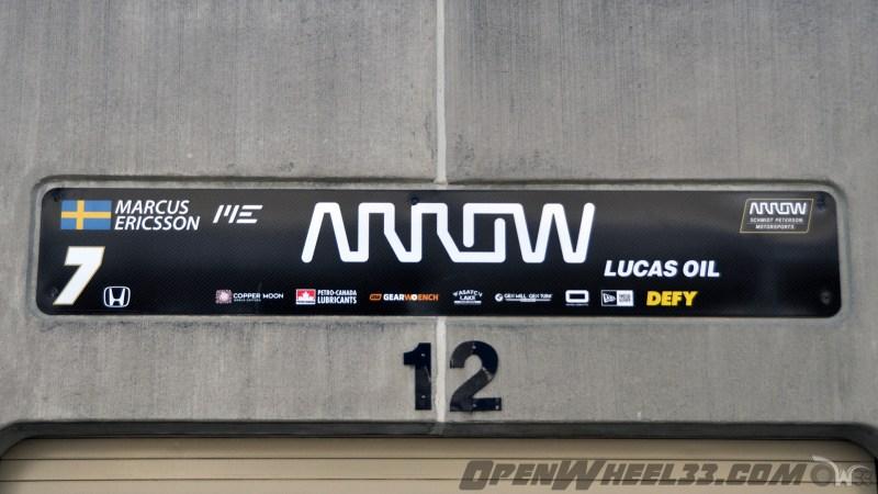 Gasoline Alley Signs - 2019 Indianapolis 500 & INDYCAR Grand Prix - 2019 INDYCAR PHOTO GALLERY INDY500 GARAGE SIGNS 7