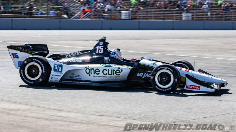 Liveries – 2019 NTT IndyCar Series Grand Prix of Portland - 2019 INDYCAR LIVERIES PORTLAND INDYCAR CAR No. 15