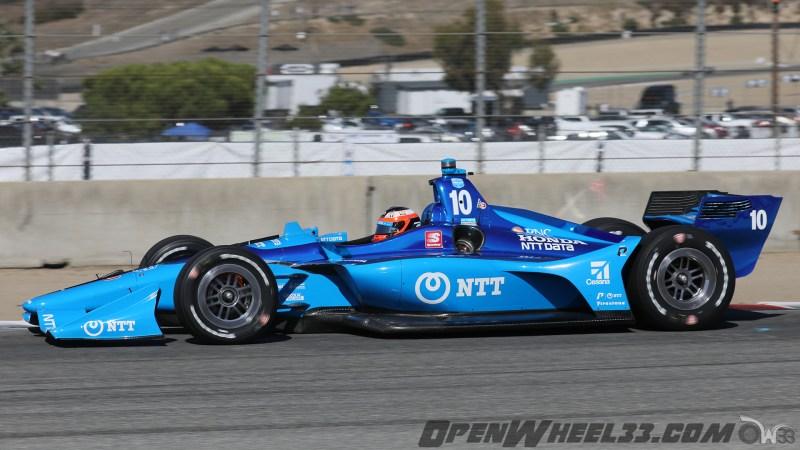 Liveries – 2019 NTT IndyCar Series Firestone GP of Monterey - 2019 INDYCAR LIVERIES LAGUNA INDYCAR CAR No. 10