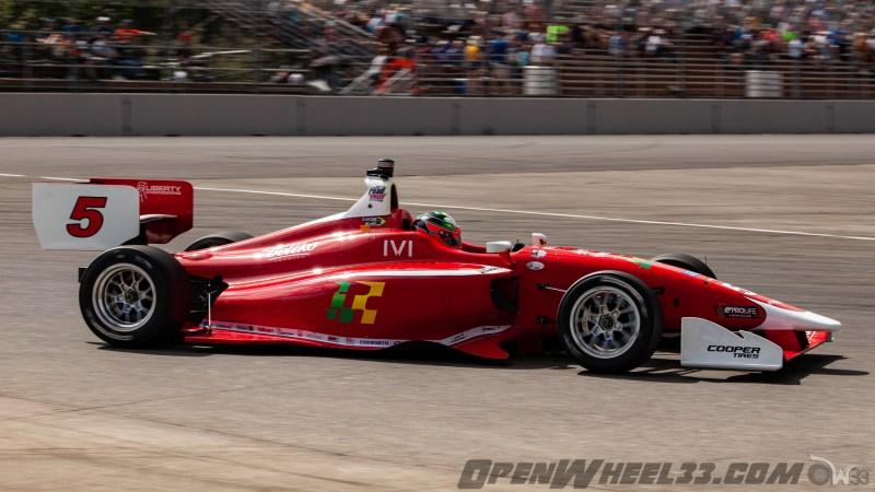 Liveries - 2019 Indy Lights Portland International Raceway - 2019 INDYLIGHTS LIVERIES PORTLAND INDYLIGHTS CAR No. 5