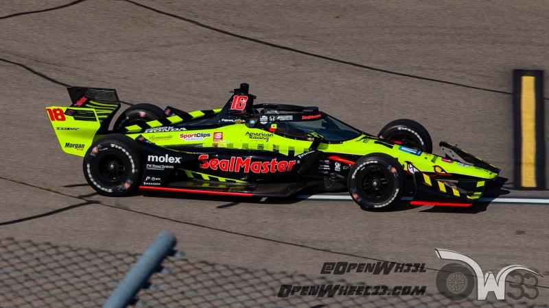Liveries – 2020 Iowa INDYCAR 250s at Iowa Speedway - 2020 INDYCAR LIVERIES IOWA INDYCAR CAR No. 18