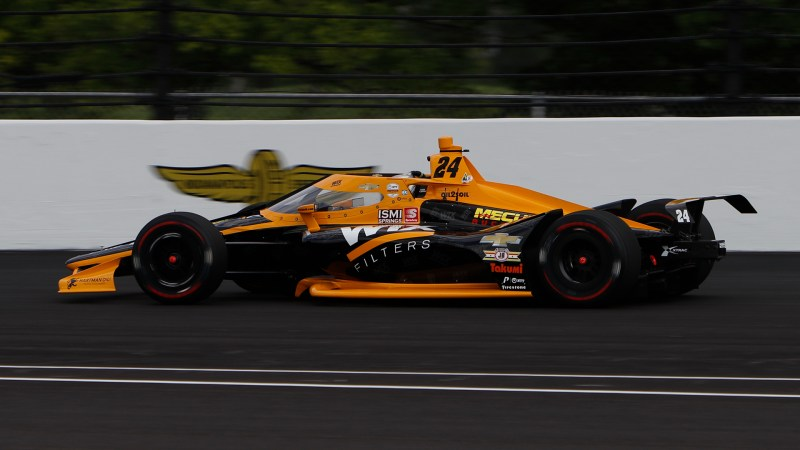 Liveries – 2020 104th Running of the Indianapolis 500 Mile Race - 2020 INDYCAR LIVERIES INDY 500 INDYCAR CAR No. 24