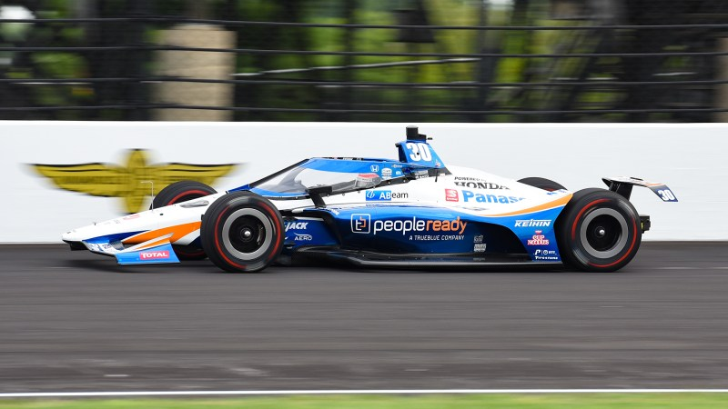 Liveries – 2020 104th Running of the Indianapolis 500 Mile Race - 2020 INDYCAR LIVERIES INDY 500 INDYCAR CAR No. 30