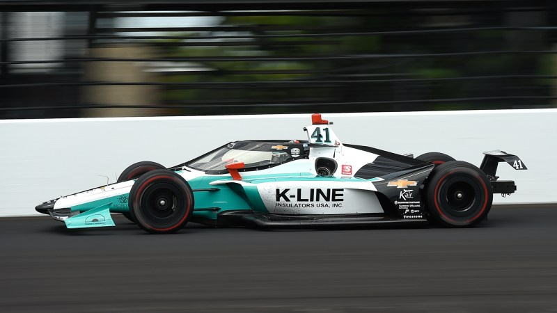 Liveries – 2020 104th Running of the Indianapolis 500 Mile Race - 2020 INDYCAR LIVERIES INDY 500 INDYCAR CAR No. 41
