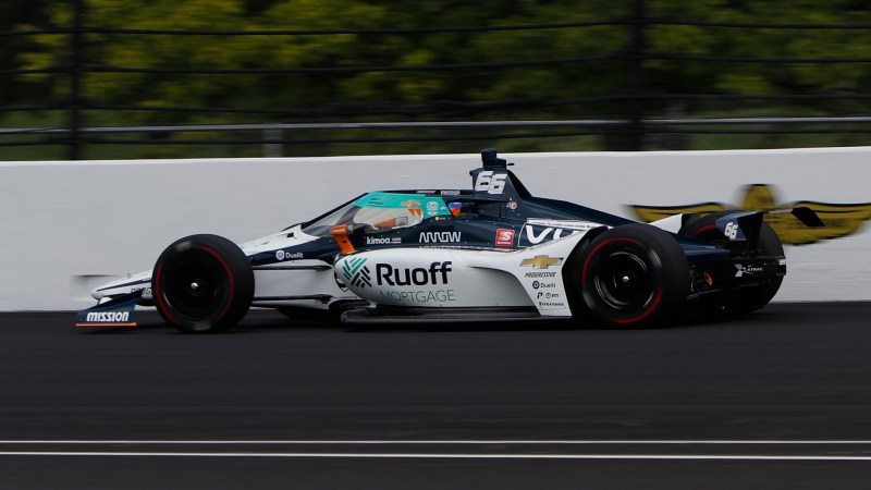 Liveries – 2020 104th Running of the Indianapolis 500 Mile Race - 2020 INDYCAR LIVERIES INDY 500 INDYCAR CAR No. 66