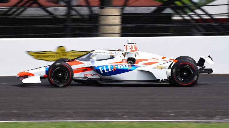 Liveries – 2020 104th Running of the Indianapolis 500 Mile Race - 2020 INDYCAR LIVERIES INDY 500 INDYCAR CAR No. 81