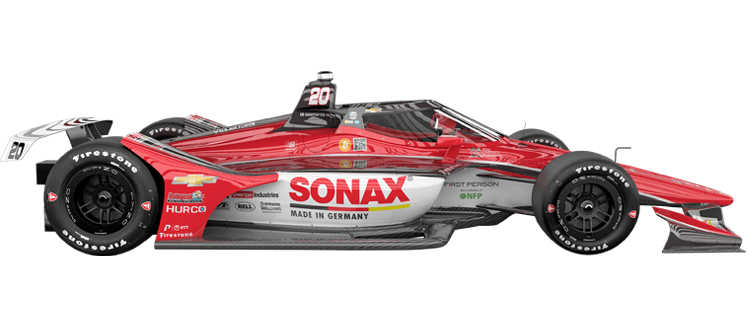2021 INDYCAR LIVERIES MAY 500 REVEAL CAR 20