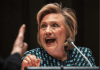 Hillary's scary clown face terrifies voters