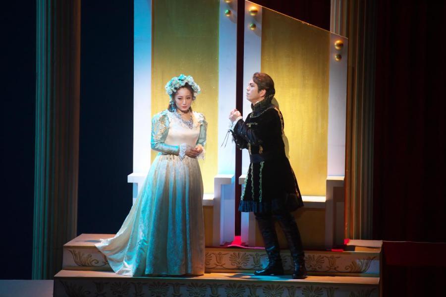 東京オペラ・プロデュース《シンデレラ》