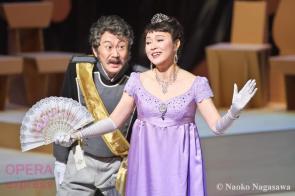 東京二期会オペラ劇場《ウィーン気質》ADSC_0883 © Naoko Nagasawa (OPERAexpress)