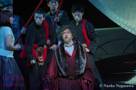 首都オペラ《トゥーランドット》 ADSC_7508 © Naoko Nagasawa (OPERAexpress)