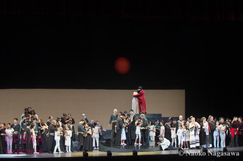 首都オペラ《トゥーランドット》 AImg4523 © Naoko Nagasawa (OPERAexpress)