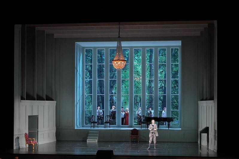 10月25日開幕!ウィーン国立歌劇場 日本公演 2016———《ナクソス島のアリアドネ》の最終舞台稽古が行われました
