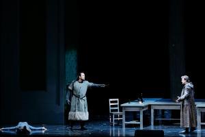 ウィーン国立歌劇場 日本公演 2016《ワルキューレ》第一幕より