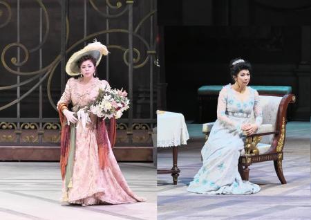 """東京二期会オペラ劇場《トスカ》―――初演時の背景、衣装を再現し、作品をローマに""""還し""""、ドラマも""""本来の姿""""に戻されたのではないか"""