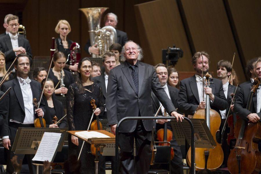 インバルが古豪と紡ぐ「現在進行形」の音楽—ベルリン・コンツェルトハウス管来日公演