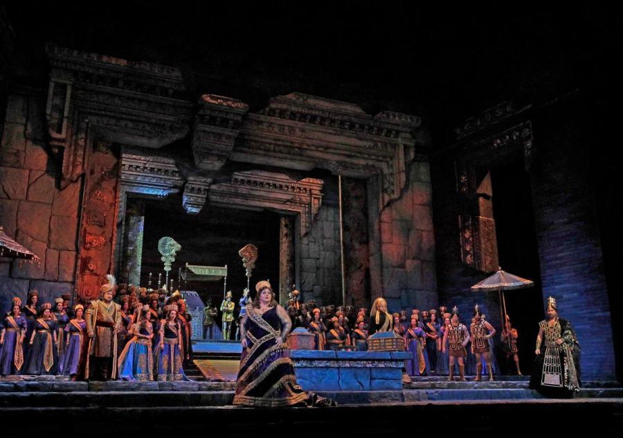 METに降臨する新女王ミード!音楽の大伽藍、ロッシーニの《セミラーミデ》上演